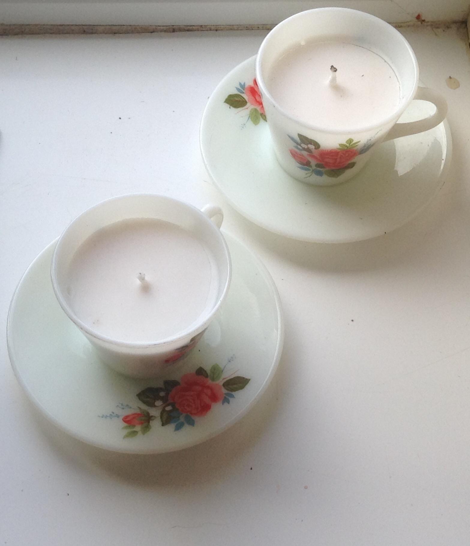 Taking Tea in Liberty