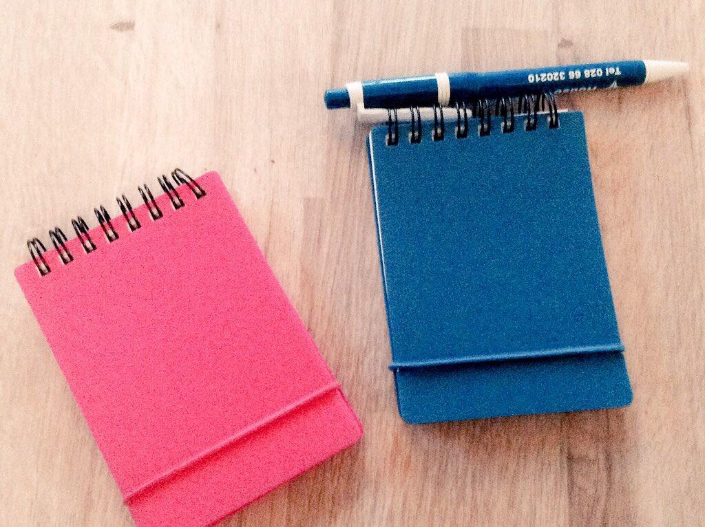 haiku walk notebook