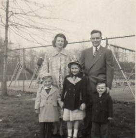 ancestor gratitude family