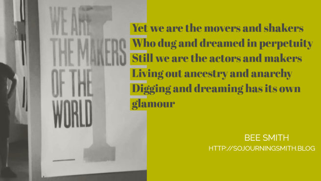 movers and shakers, makers